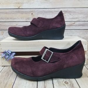 Walky 41 Suede Wedges Shoes